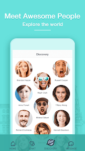 screenshot of SPARK - Live random video chat & Meet new people version 2.0.1.1