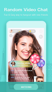 screenshot of SPARK - Live random video chat & Meet new people version 2.1.1.5