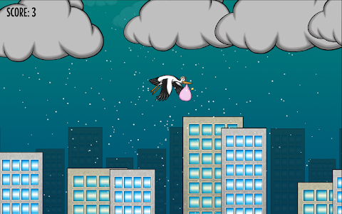 screenshot of Special Delivery version 1.2.7