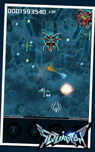 screenshot of Squadron - Bullet Hell Shooter version 1.0.9