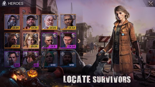 screenshot of State of Survival: Survive the Zombie Apocalypse version 1.5.51