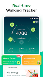 screenshot of Step Younger+ version 1.1.9