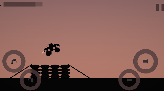screenshot of Sticky Trial Racing version 9