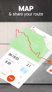 screenshot of Strava Training: Track Running, Cycling & Swimming version Varies with device