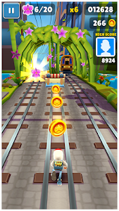 screenshot of Subway Surfers version 1.77.0