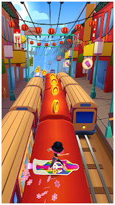 screenshot of Subway Surfers version Varies with device