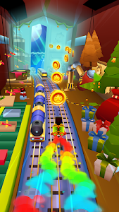 screenshot of Subway Surfers version 1.112.0