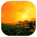 Download Sunset in the fields 1.0 APK