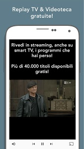 screenshot of Super Guida TV Gratis version Varies with device