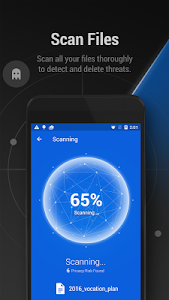screenshot of Super Security Free AntiVirus version 1.1.1