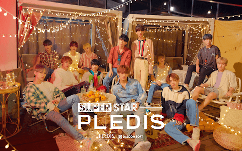 screenshot of SuperStar PLEDIS version 1.8.4