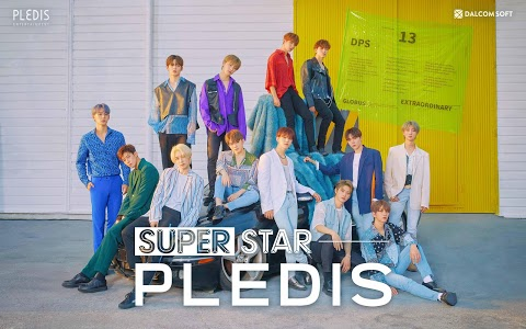 screenshot of SuperStar PLEDIS version 1.9.1