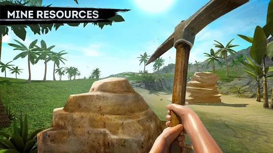 screenshot of Survivor Adventure: Survival Island version 1.02.140