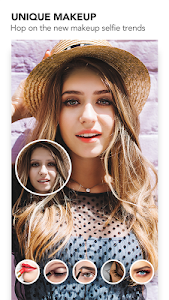 screenshot of ColorCam: Selfie Filters, Beauty Camera (SweetCam) version 1.7.9