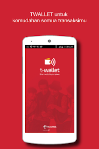 screenshot of T-Wallet version 1.0.11