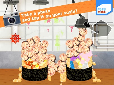 screenshot of TO-FU Oh!SUSHI version 1.4