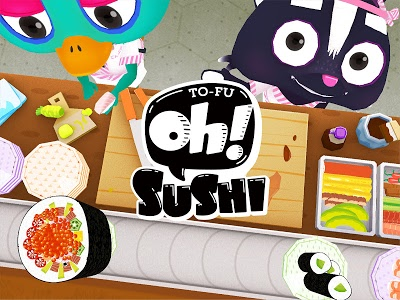 screenshot of TO-FU Oh!SUSHI version 1.3