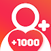 Real Likes & get free followers for Instagram