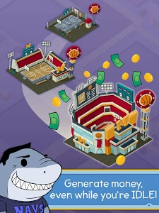 screenshot of Taps to Riches version 0.4