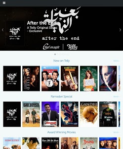 screenshot of Telly - Watch TV & Movies version Varies with device