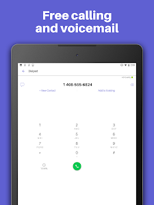 screenshot of Text free - Free Text + Call version Varies with device
