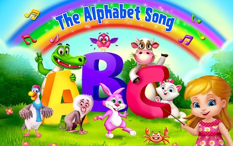 screenshot of ABC Song - Kids Learning Game version 1.0.3