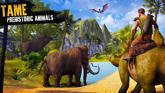 screenshot of Jurassic Survival Island: Dinosaurs & Craft version 3.3.0.8