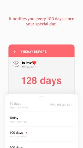 screenshot of TheDayBefore (D-Day countdown) version v3.7.22