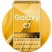 Download Theme for Galaxy C7 Gold - Keyboard 10001003 APK