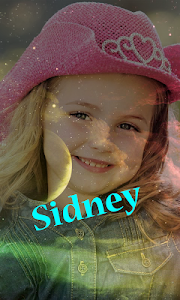 screenshot of Transparent Photo Frames version 1.0.11
