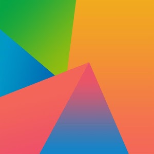 screenshot of Triangle wallpapers version 20