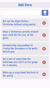 screenshot of Truth Or Dare (A Game for kids,teenagers & adults) version 0.0.5