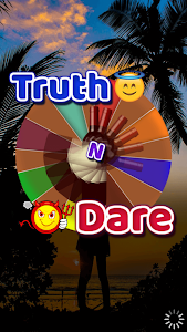 screenshot of Truth or Dare Challenge version 1.61