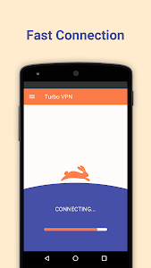 screenshot of Turbo VPN – Unlimited Free VPN version 1.8.6