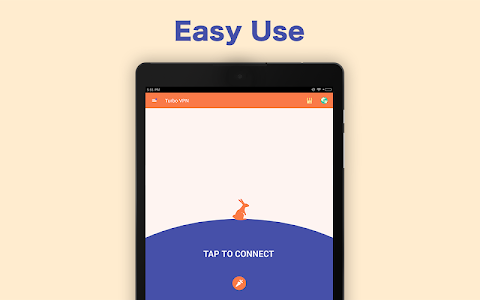 screenshot of Turbo VPN – Unlimited Free VPN & Fast Security VPN version 2.4.8