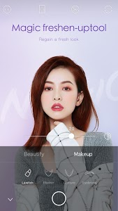screenshot of Ulike - Define your selfie in trendy style version 2.3.9