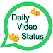 Video Status:Full screen video Status For WhatsApp
