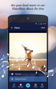 screenshot of Photo Video Editor version 3.9.0