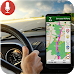 Voice GPS Navigation & Maps Tracker