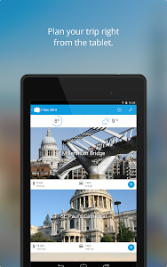 screenshot of Washington Travel Guide & Map version 2.3.34