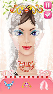 screenshot of Wedding Makeover version 181.5.15.4