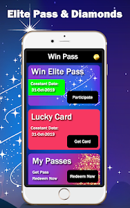 screenshot of Win Elite Pass & Diamond For Free Fire version 5.0
