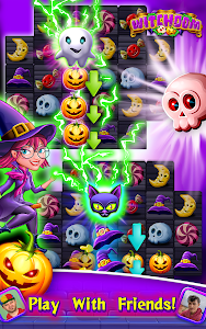 screenshot of Witchdom - Candy Witch Match 3 Puzzle 2019 version 1.7.8