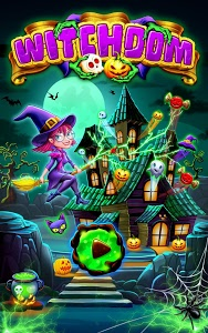 screenshot of Witchdom - Candy Witch Match 3 Puzzle version 1.6.8