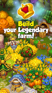 screenshot of Wonder Valley: Farming and Fairy tales version 1.19.16