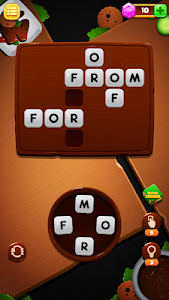 screenshot of Word Connect - Game Link Puzzle version 1.1