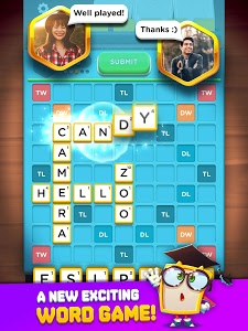 screenshot of Word Domination version 1.0.42