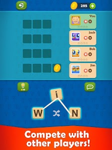 screenshot of Word Olympics: Online Puzzle version 1.121.2