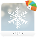 XPERIA™ Winter Snow Theme