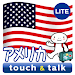 Download YUBISASHI USA touch&talk LITE 4.1.1 APK